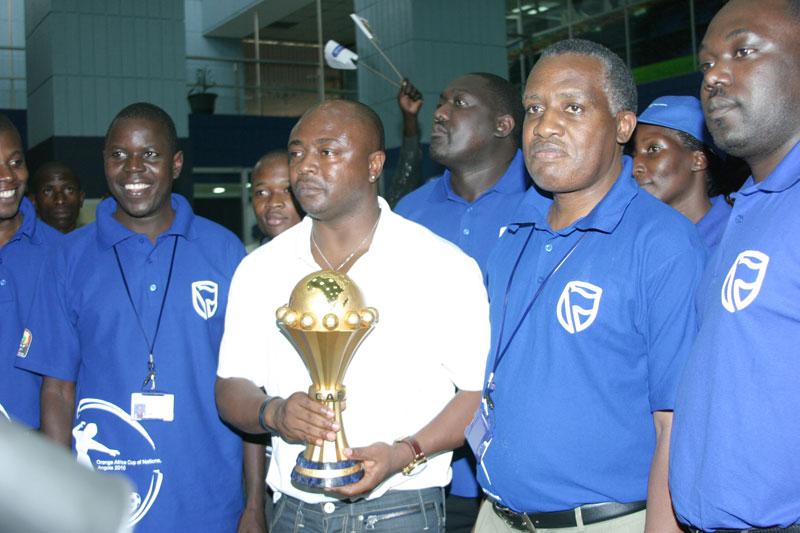 AFCON Trophy Tour