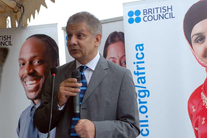 British Council 75th Anniversary