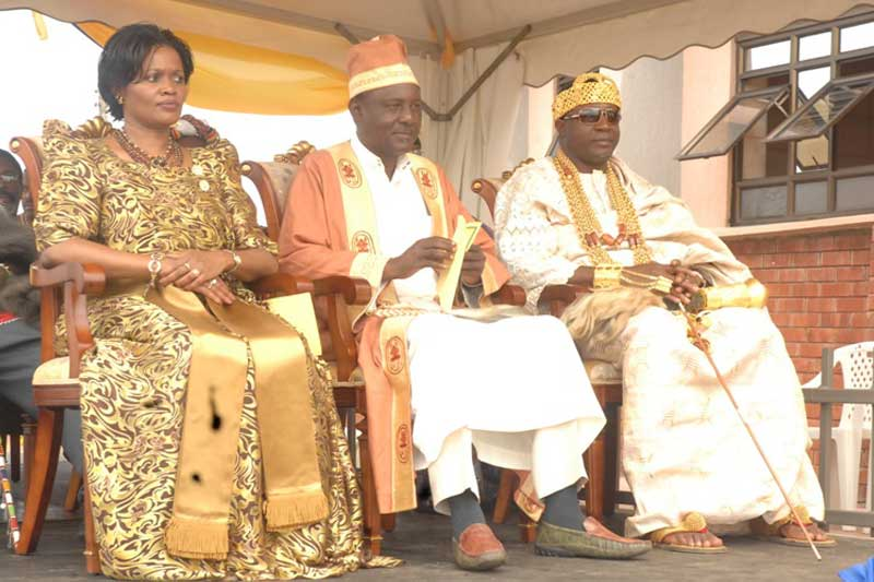 King Oyo Coronation