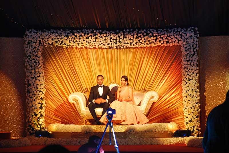 Ravi and Mera Wedding