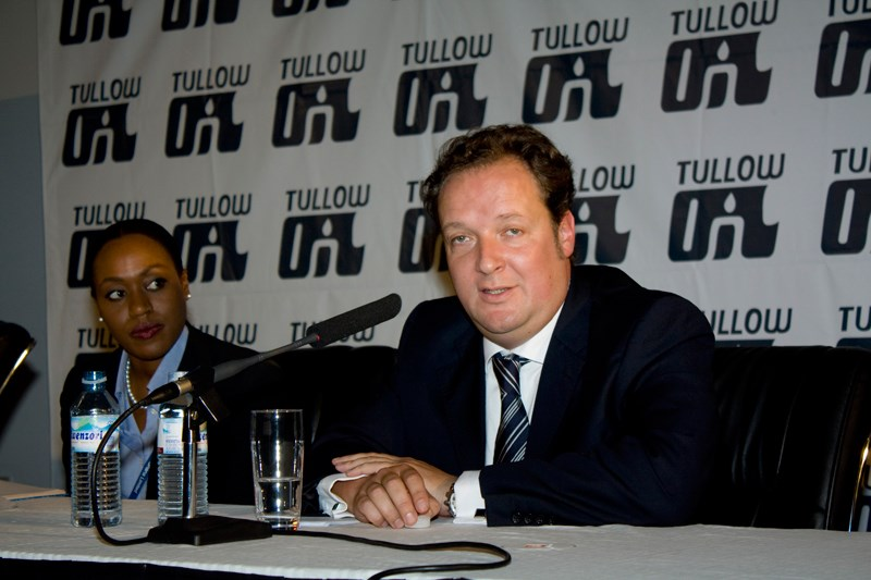 Tullow Oil Logisitcs and Suppliers Opening Day