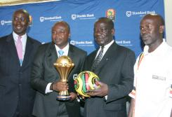 AFCON Trophy Tour