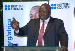 British Council 75th Anniversary
